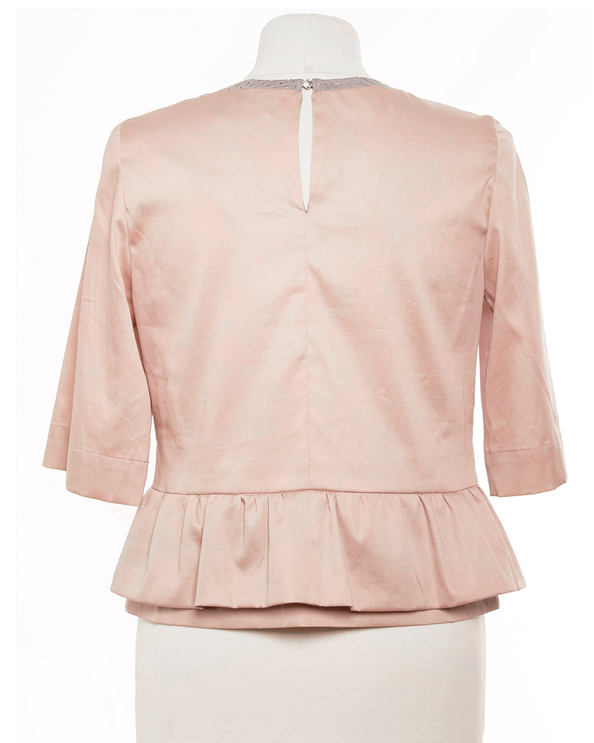 Damen Top in Rosa