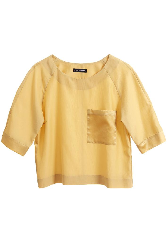 gelbes-top-aus-baumwolle-und-seide-vorderansicht-design-paula-immich