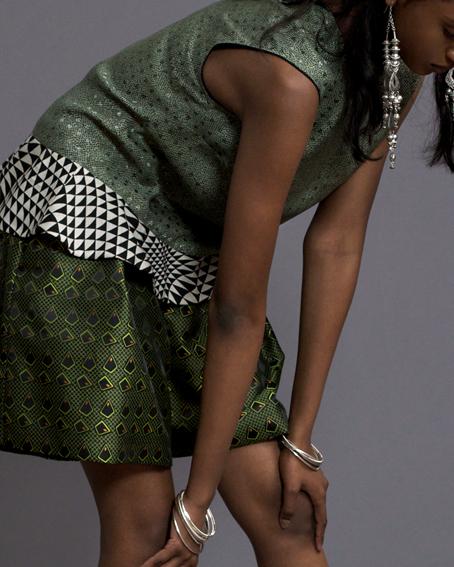 paula-immich-green-shorts-and-top