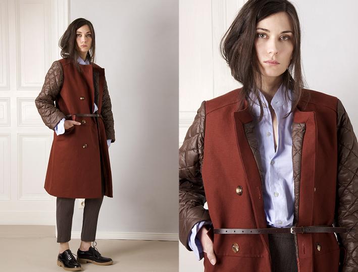 paula-immich-big-red-coat-hose-mon-genera-shirt-close-up