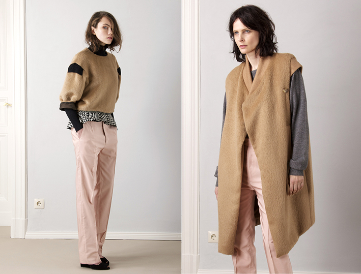alpacca-top-volant-green-pants-rose-weste-cocoon-pants-rose