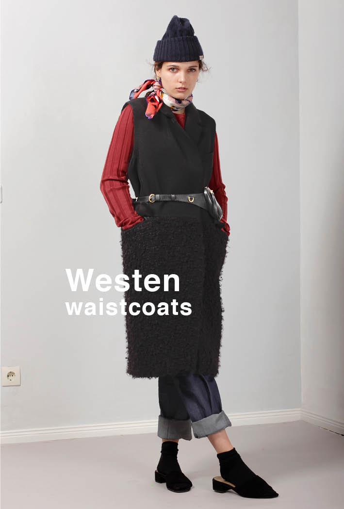 How about a waistcoat?