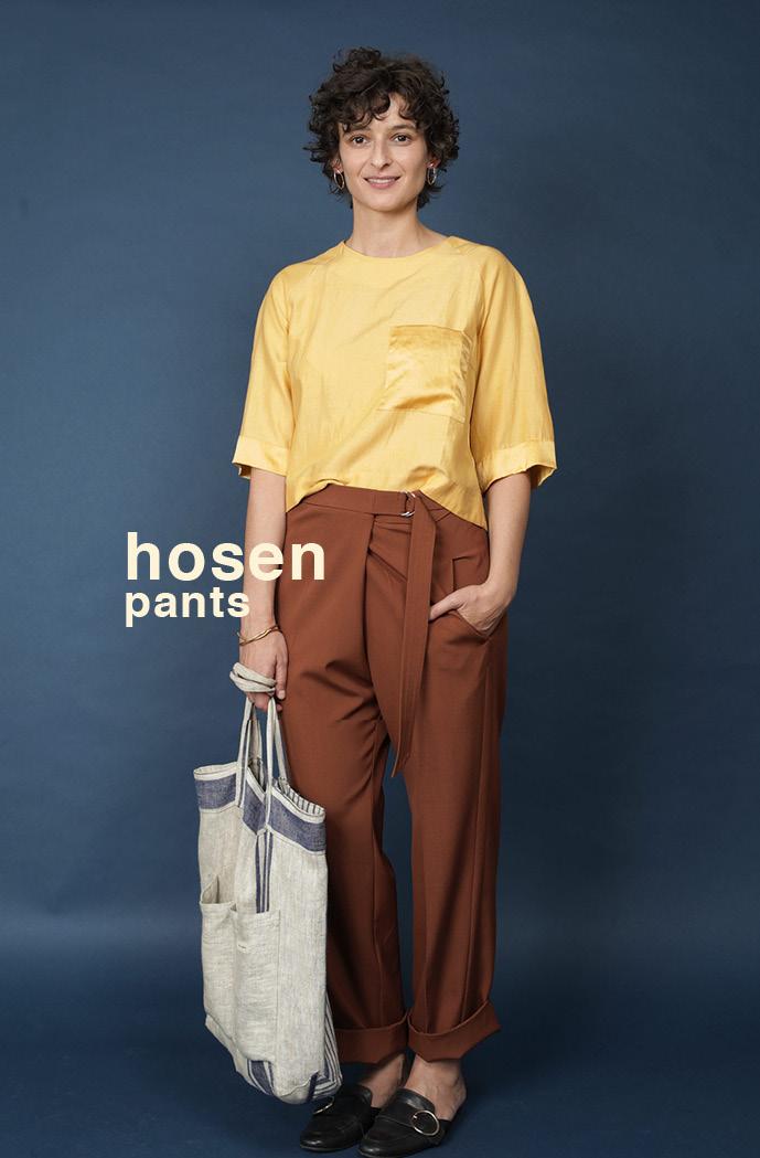Hosen / Pants