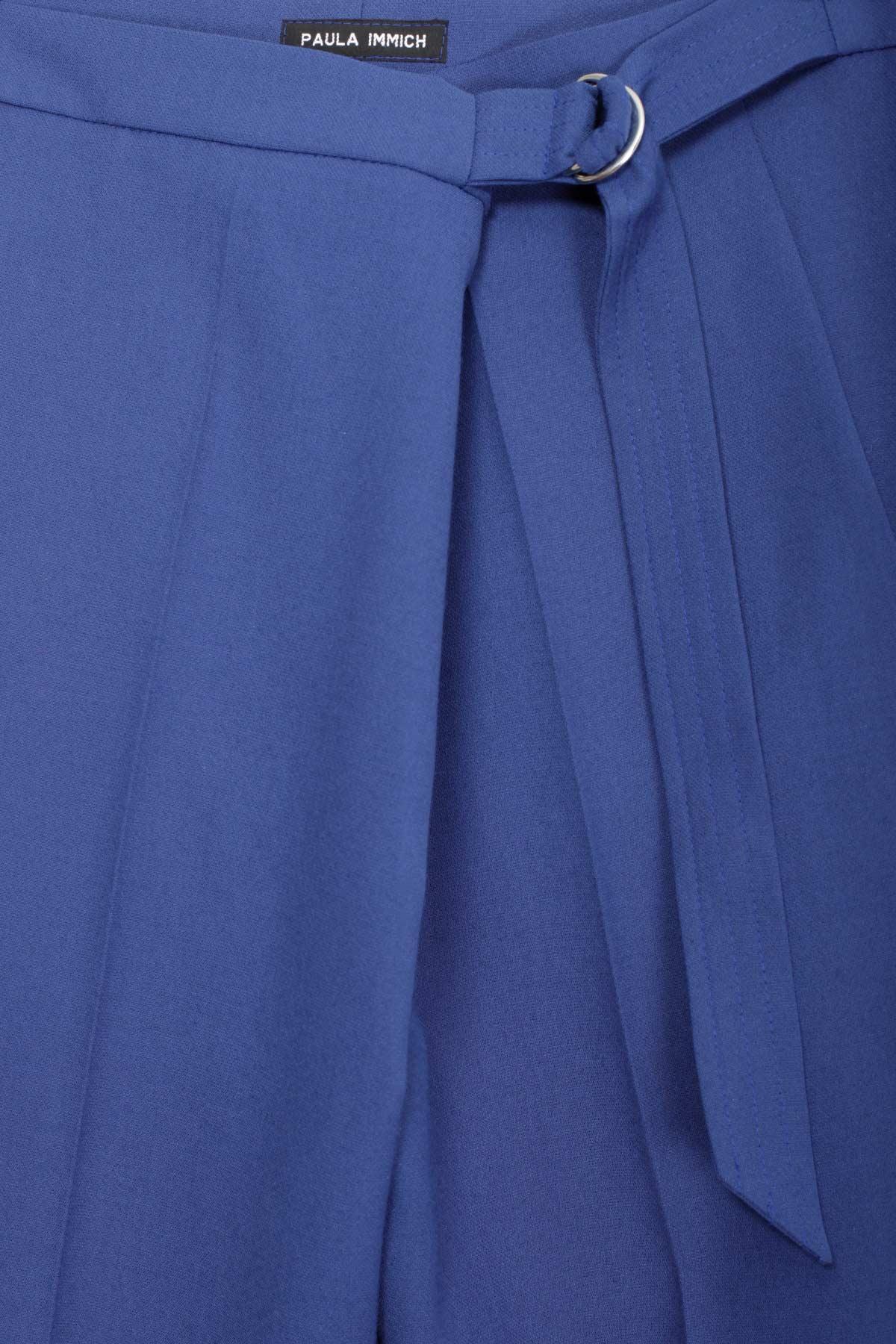 paula-immich-hose-zum-wickeln-aus-kobaltblauem-wollgemisch
